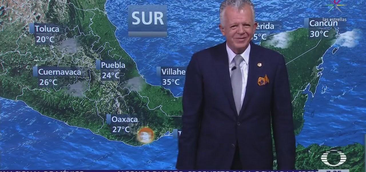 Despierta con Tiempo: Onda tropical 28 provocará tormentas