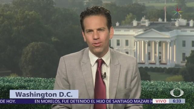 Despierta desde Washington, D.C., Carlos Loret detalla acuerdo comercial con EU