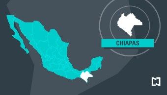 Detienen a presunto homicida de tres personas en Chiapas