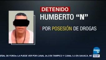 Detienen Presunto Integrante Los Rojos Morelos