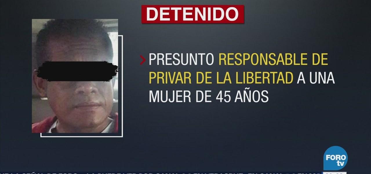 Detienen A Secuestrador Sexoservidora Prostituta Merced Cdmx