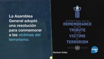 Día internacional contra el terrorismo