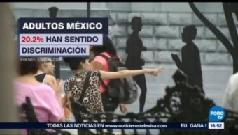 Discriminación México Desde Instituciones