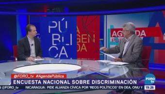 Discriminación México Muy Alta Población Merino