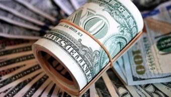 Dólar al alza, se vende en 19.55 en bancos de la CDMX