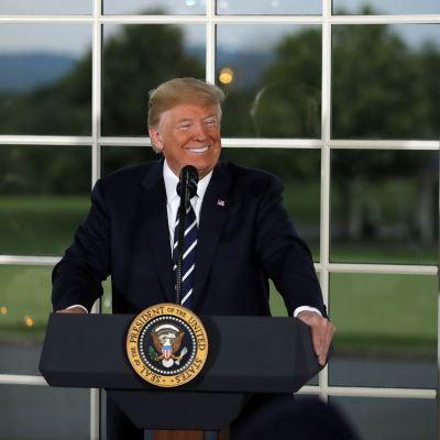 Trump se proclama vencedor en elecciones de Ohio