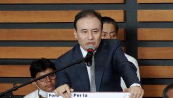 Alfonso Durazo: la meta es sacar a militares de las calles