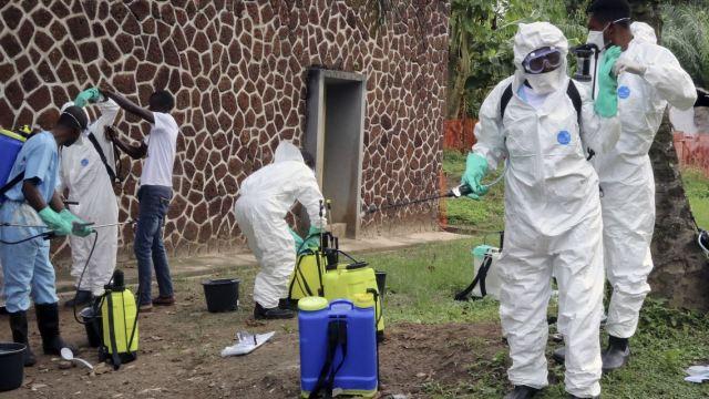 Reportan 33 muertos por ébola en zonas de conflicto en Congo