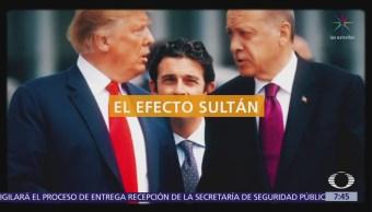 Efecto Sultán: Entran en vigor aranceles de EU contra Turquí