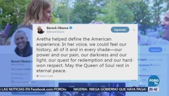Reacciones Por Muerte Aretha Franklin Detroit EU