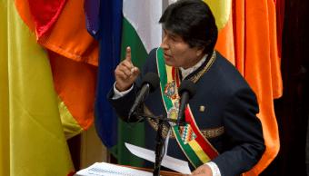 Medalla y banda presidencial de Bolivia son encontrados tras robo