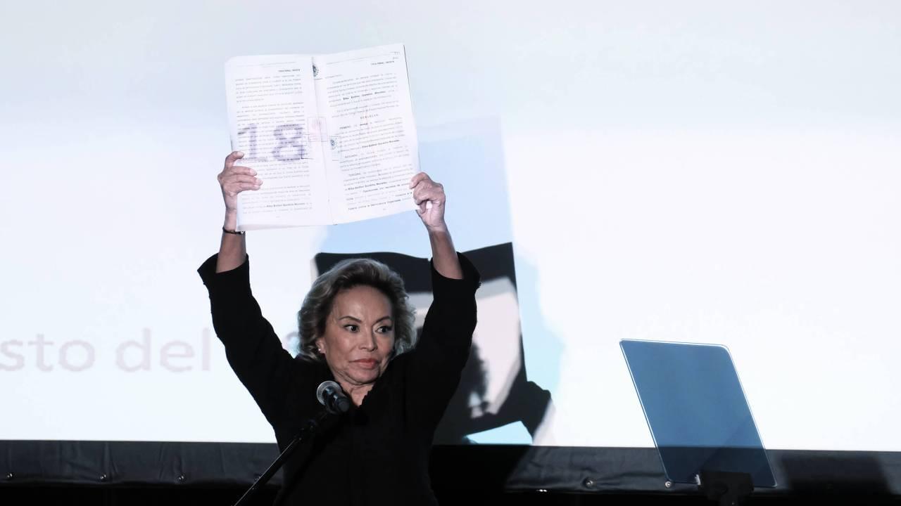 Elba Esther Gordillo: Recuperé la libertad y la reforma educativa se ha derrumbado
