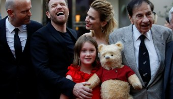 China prohíbe proyectar película de Disney con Winnie Pooh