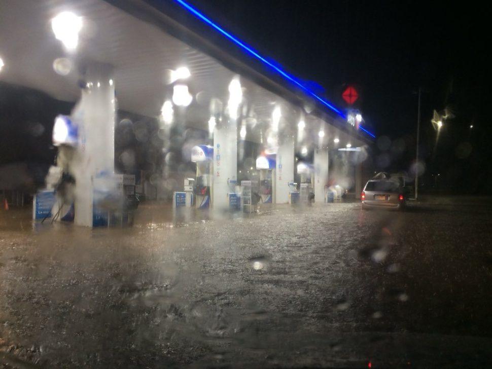Emiten declaratoria de emergencia en Hermosillo por inundación