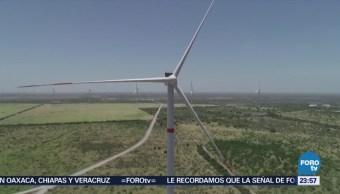 El parque eólico más grande de Latinoamérica, en Reynosa