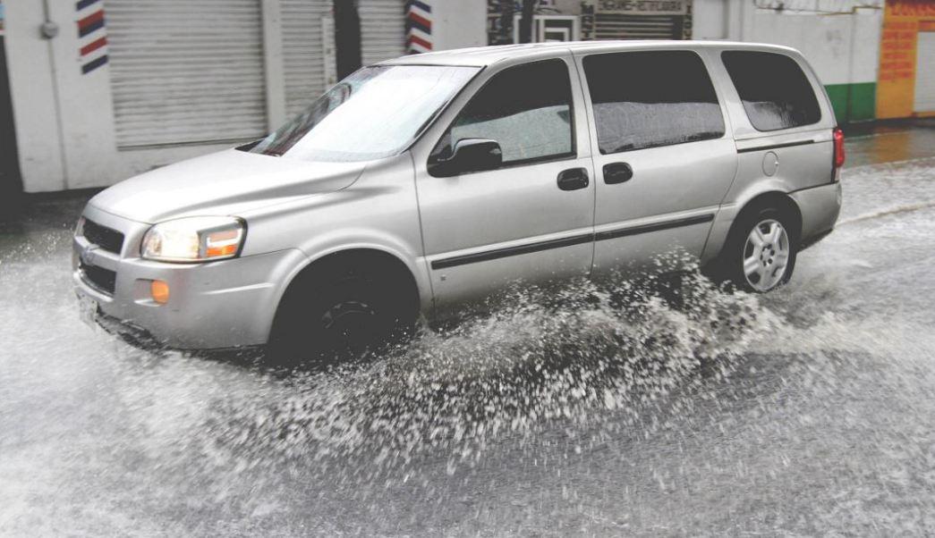 Lluvias en Campeche: El mal clima provoca inundaciones