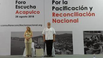 Alejandro Encinas se compromete a dar resultados