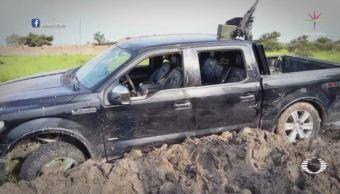 Enfrentamiento Entre Militares Presuntos Delincuentes Jalisco