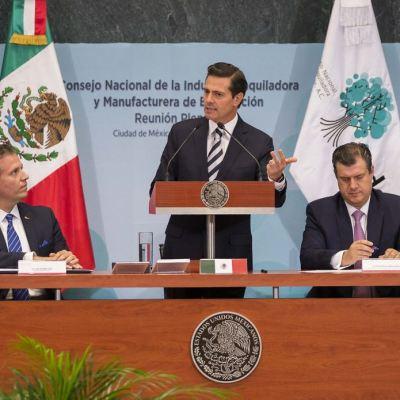 Coparmex llama a EPN a mitigar inseguridad en México