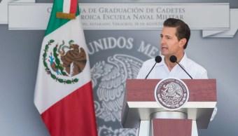 Peña Nieto quiere arranque exitoso de AMLO