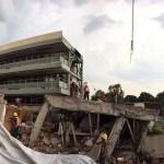 Investigan a ocho funcionarios por derrumbe Rébsamen