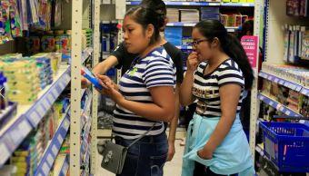 Nuevo ciclo escolar: Comerciantes estiman derrama de 79 mdp