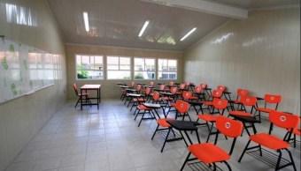 SEP repara escuelas con daños grave por sismo en CDMX