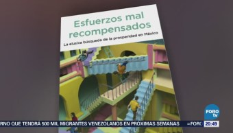 Santiago Levy Presenta Libro Esfuerzos Mal Recompensados