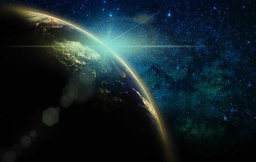 Es oficial: Estados Unidos crea su ejército espacial