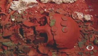 Exhiben a La Reina Roja en CDMX