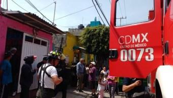 Explosión por acumulación de gas se registra en Iztapalapa; hay 6 heridos
