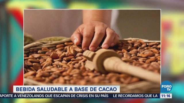 Extra Bebida saludable a base de cacao