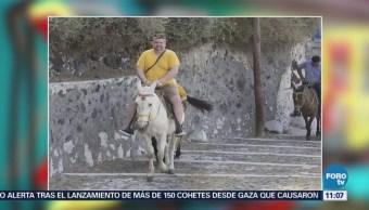 Extra Extra: Burros sufren lesiones por cargar a turistas