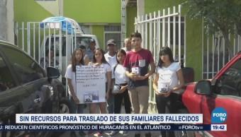 Familiares Víctimas Accidente Nayarit Esperan Apoyo