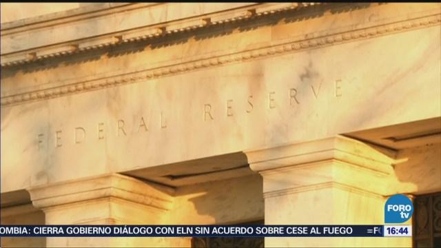 Fed mantiene tasas de interés