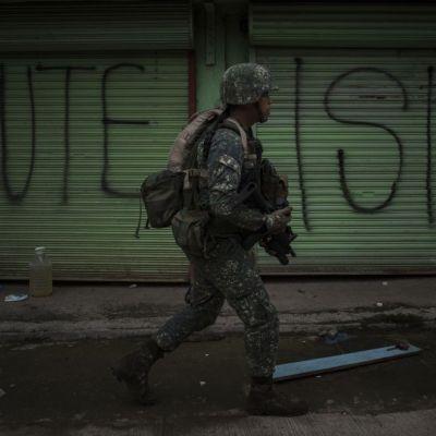 En Filipinas, una guerra civil ignorada por el mundo