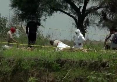 Suman seis cuerpos hallados en fosa clandestina en Juanacatlán, Jalisco