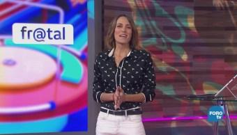 Fractal: Programa del 13 de agosto de 2018