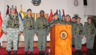 Armada de Venezuela declara lealtad a Maduro tras atentado