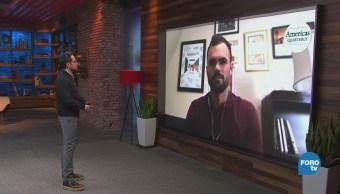 Genaro Lozano Entrevista A Brendan O'boyle Colombia