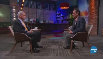 Genaro Lozano Entrevista A Jonathan Peled