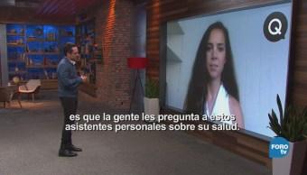 Genaro Lozano Entrevista A Katherine Foley