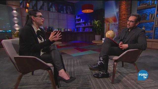 Genaro Lozano Entrevista A Vanessa Rubio
