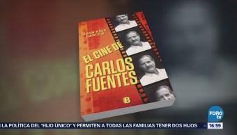 El Cine Carlos Fuentes Libro Iván Ríos