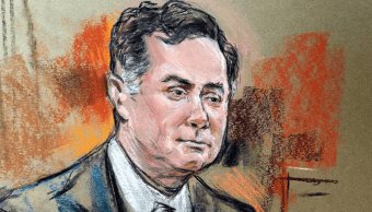 Mantienen cargos contra Paul Manafort por fraude