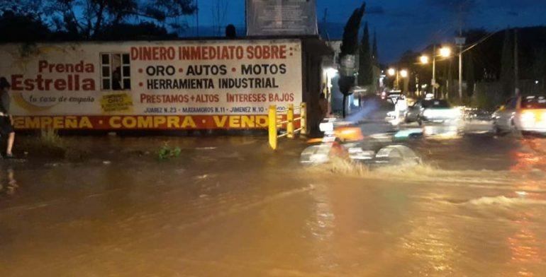 Granizada en Huajuapan de León, Oaxaca, daña 100 viviendas.
