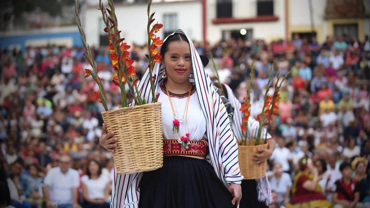 Guelaguetza Oaxaca 2018 incluye jóvenes síndrome de Down