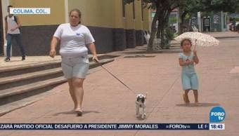 Habrá calor intenso en Colima durante todo agosto