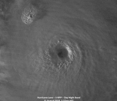 Temen que huracán 'Lane' impacte significativamente a Hawai