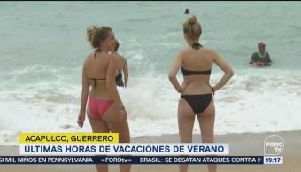 Últimas Horas Vacaciones Verano Acapulco